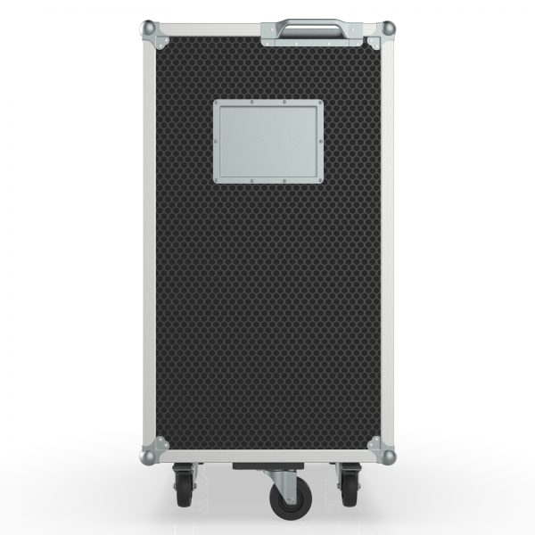 5 Drawer Utility Road Case with Door Pockets DR600