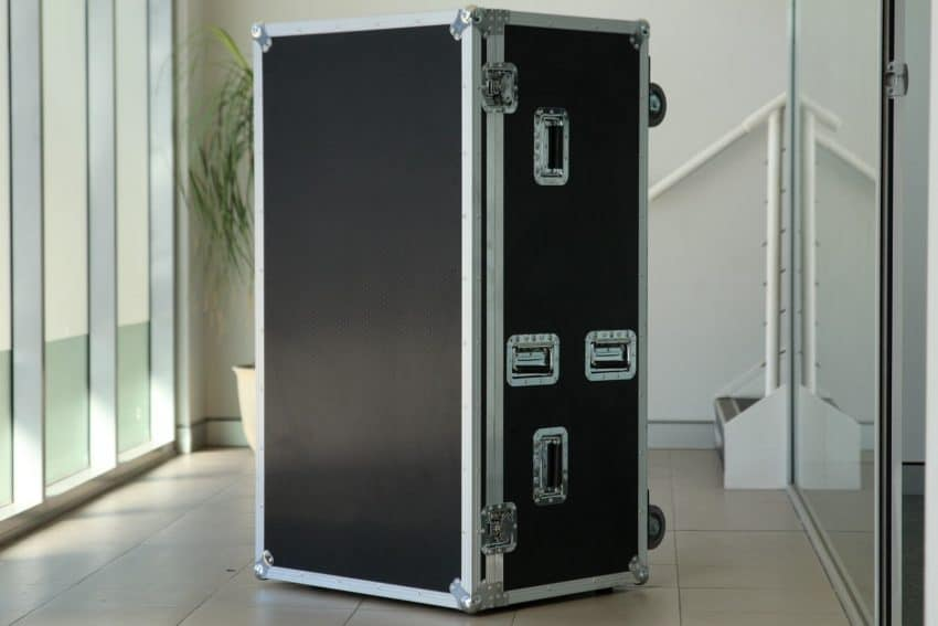 DB810 Bass Cabinet Road Case