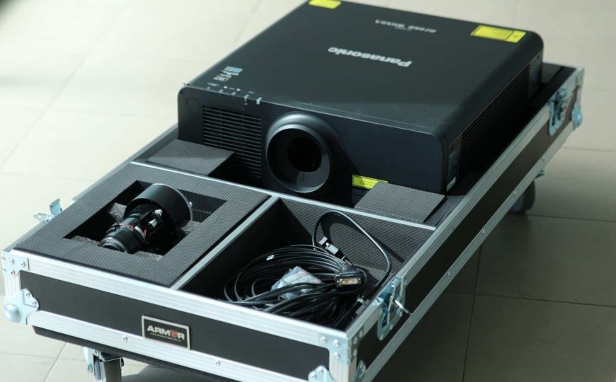 roadcase agb projector 2