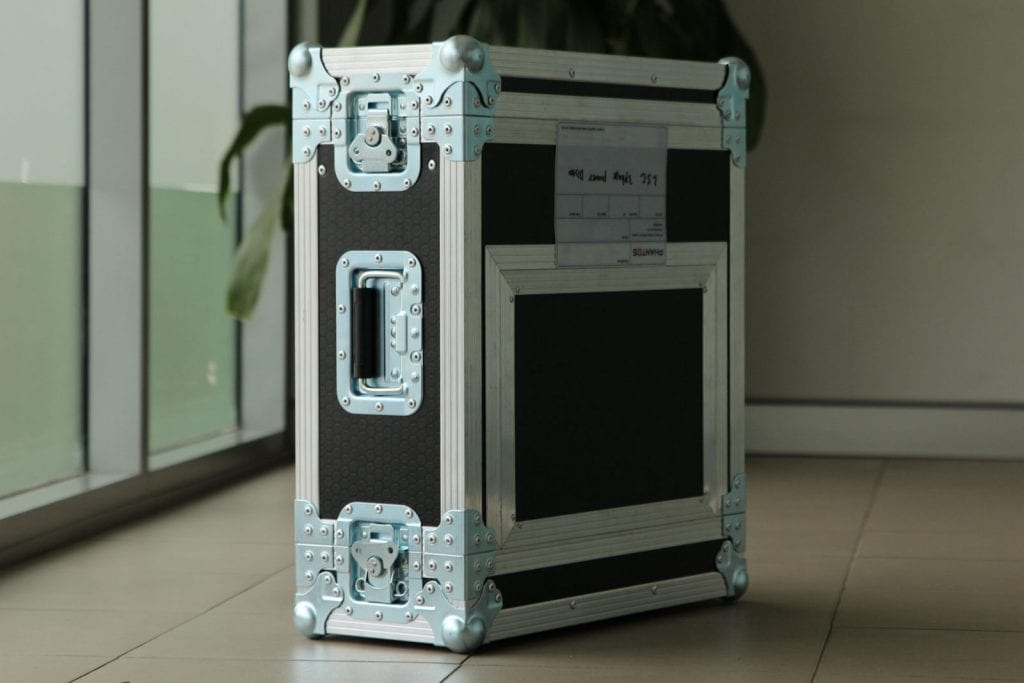 road case for power distributor