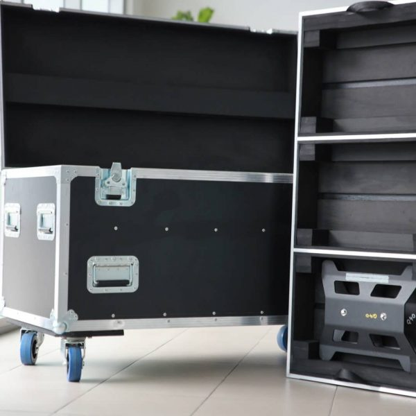 Road Case for Chauvet Pro Colorado Panel Q40