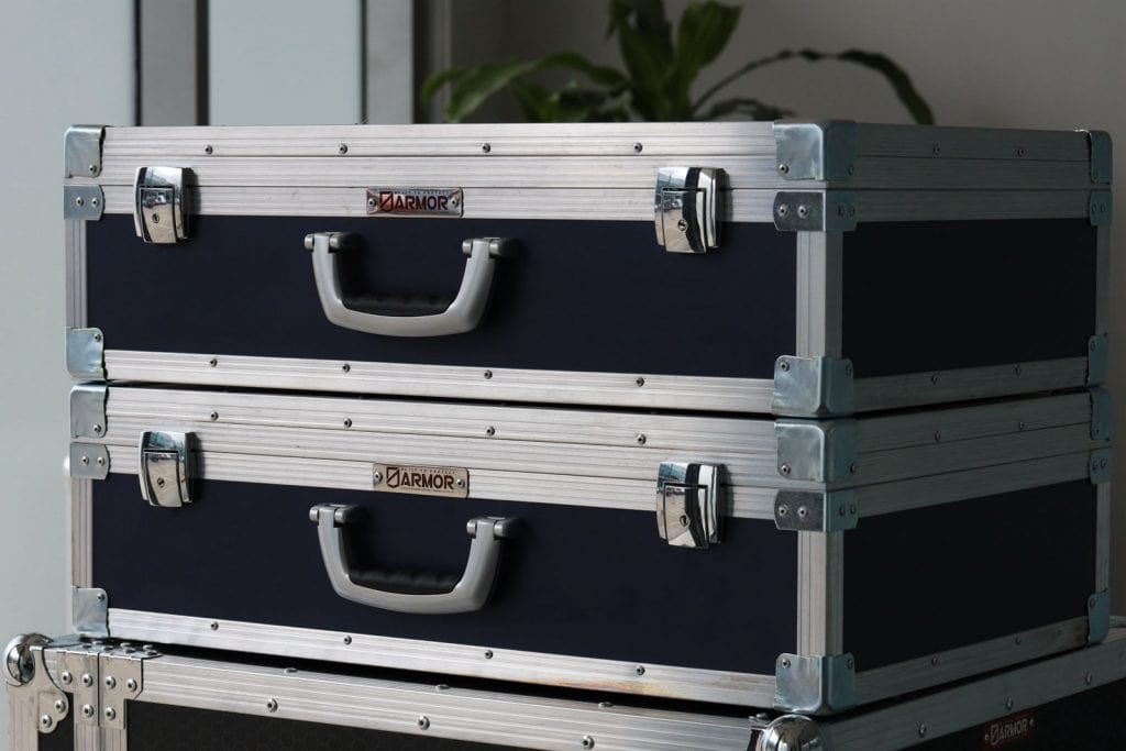medical instrument carry cases