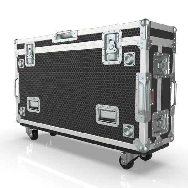 Road Case for Chamsys MagicQ PC Wing and Fader Wing