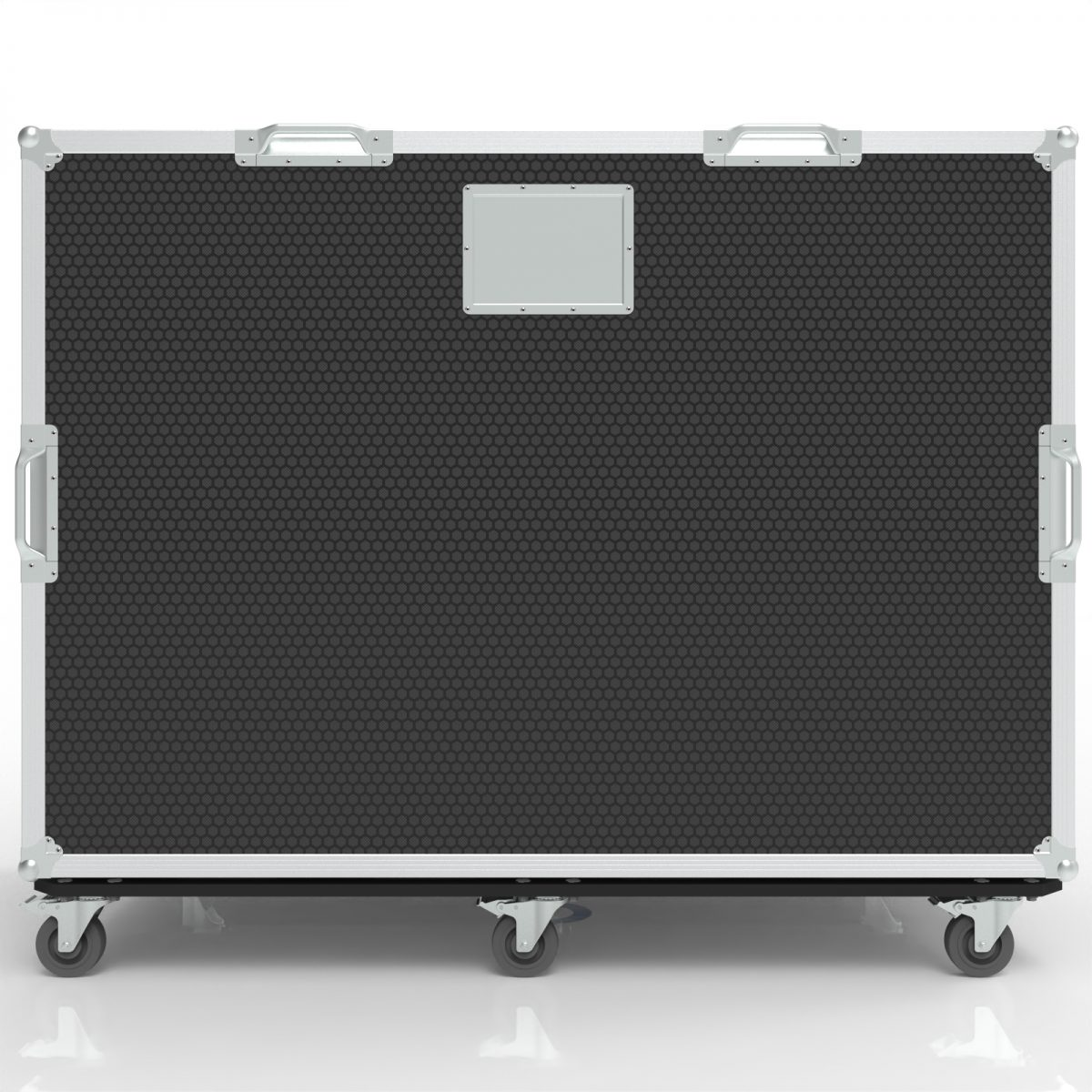 Video Production Workstation Road Case Flypack for WS Lux 2