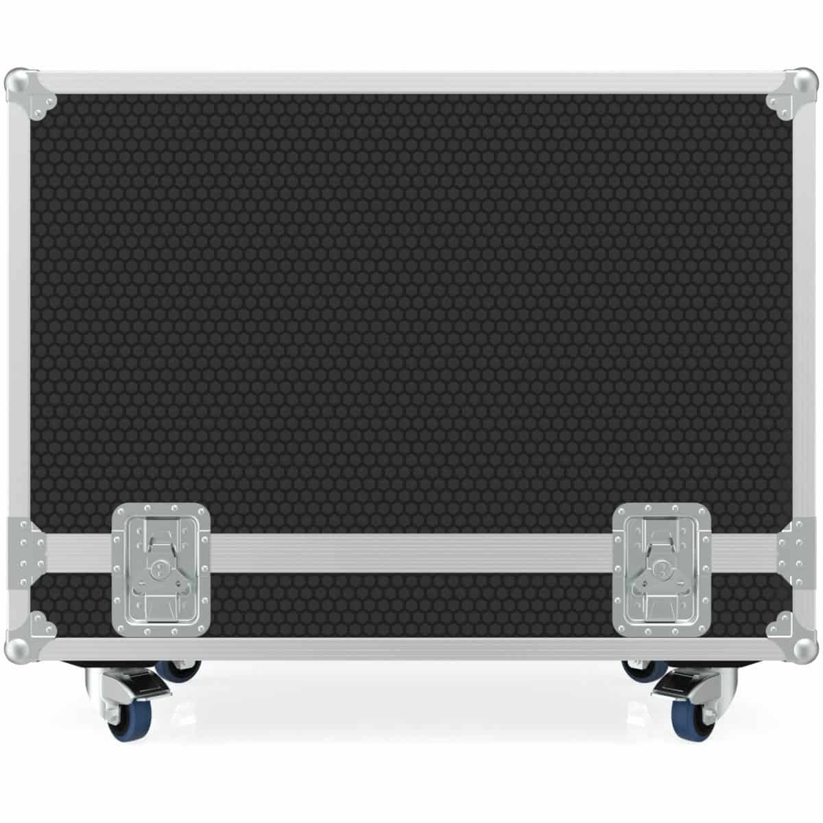 Twin Speaker Road Case 15 Inches