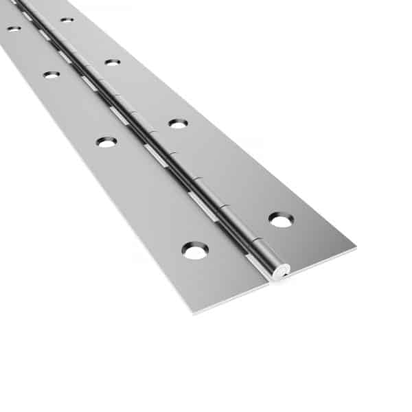 38MM 304 Stainless Steel Continuous Hinge Punched 1.8M