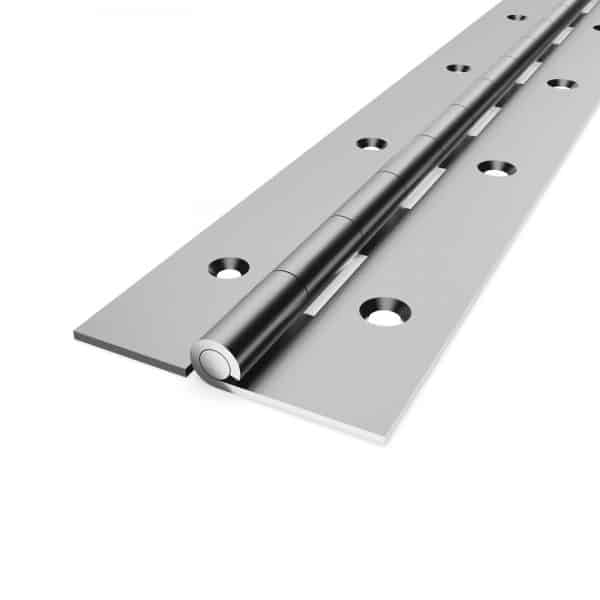 50MM 304 Stainless Steel Continuous Hinge Punched 1.8M
