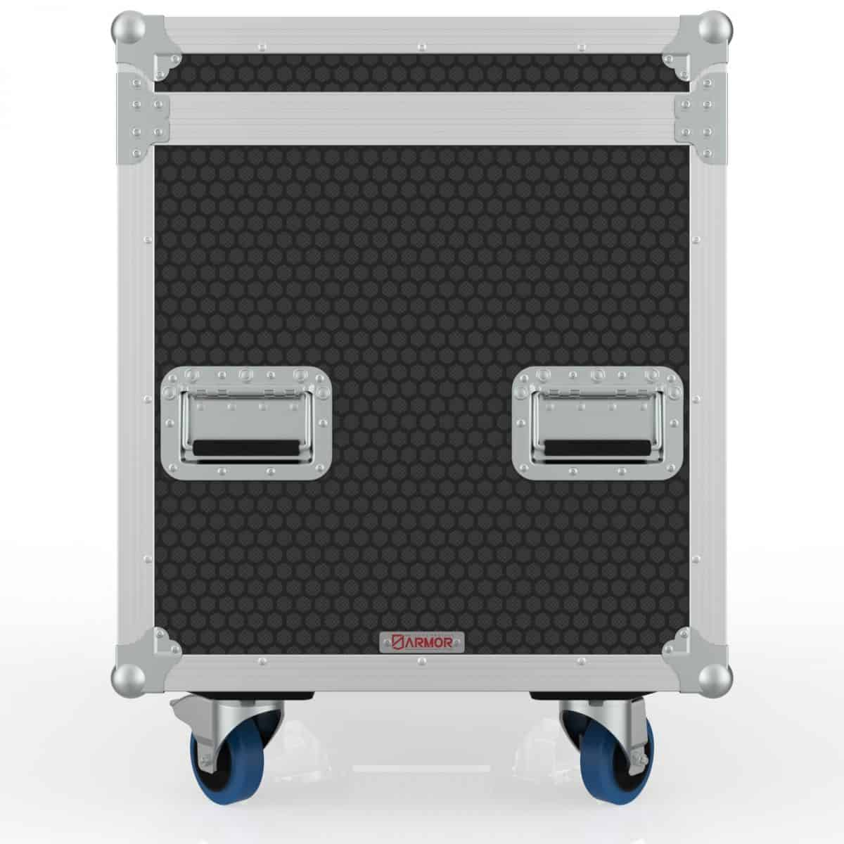 ARMOR CP800 Cable Packer Utility Trunk Road Case
