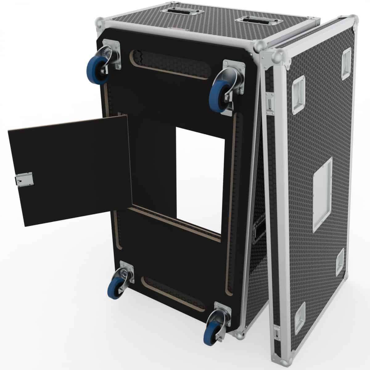 Road Case for Bass Cabinet Aguilar DB810