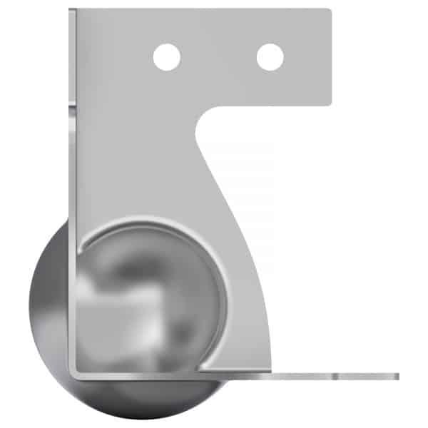 ARMOR C3151 Large Brace Ball Corner 70MM Lid Height