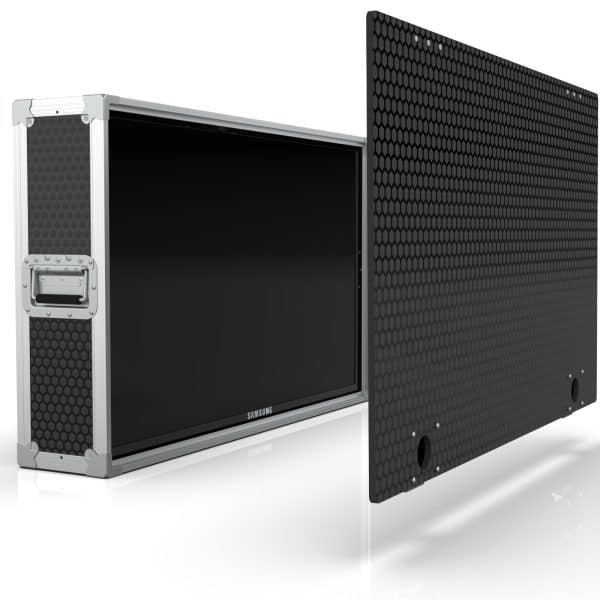 40 inch filming broadcasting monitor case 4